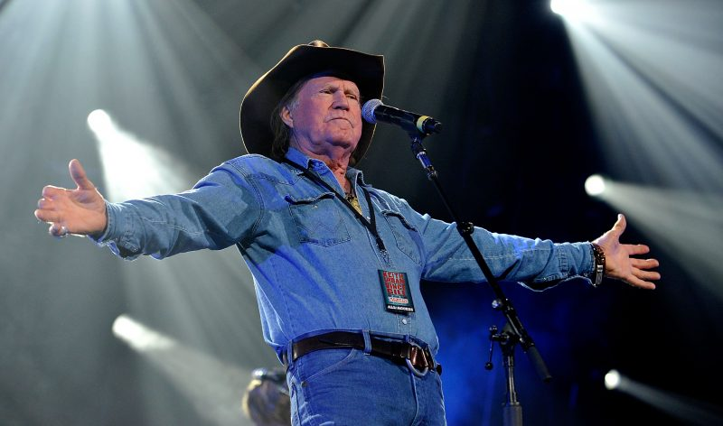 Nos deja Billy Joe Shaver, uno de los fundadores del outlaw country