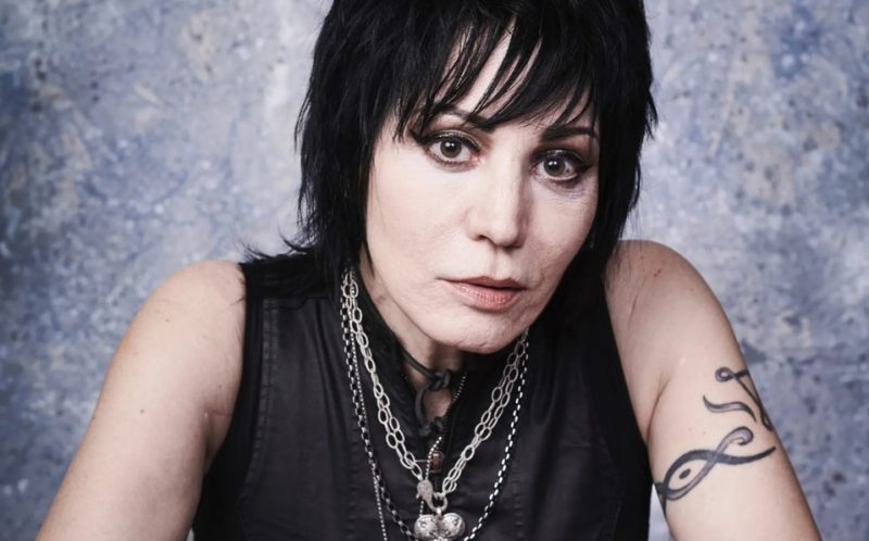 Joan Jett participa en el disco recopilatorio Good Night Songs For Rebel Girls