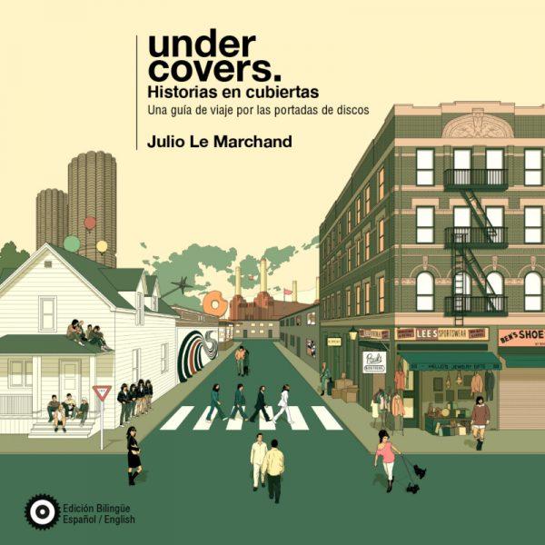 Nuevo libro, Undercovers, historias en cubiertas