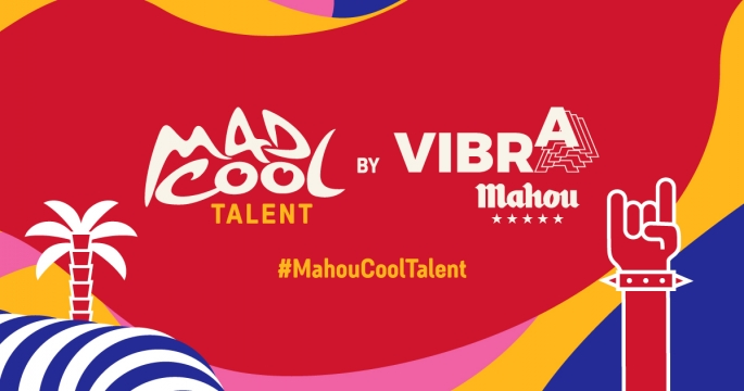 A punto la  V edición del Mad Cool Talent by Vibra Mahou