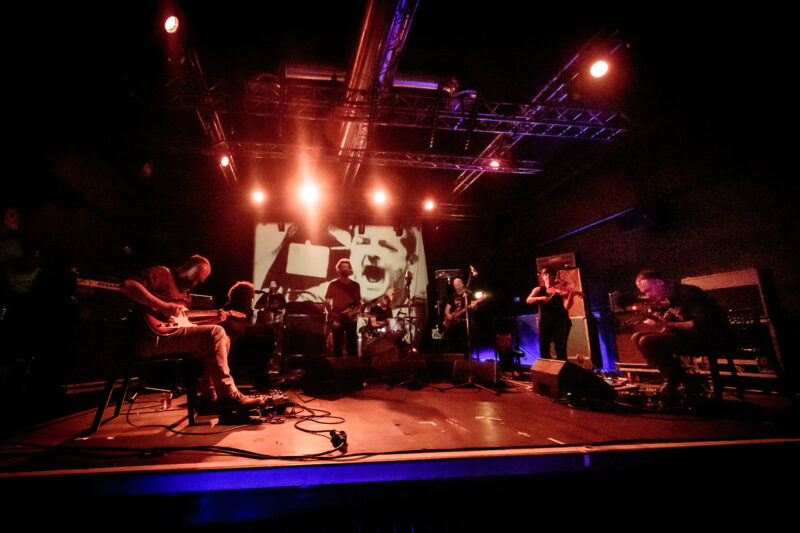 Godspeed You! Black Emperor – G_d's Pee At State's End! (Constellation-Popstock!)