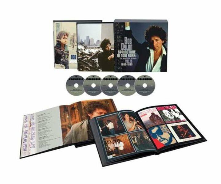 ¿Quieres saber qué contienen las nuevas Bootleg Series de Bob Dylan?