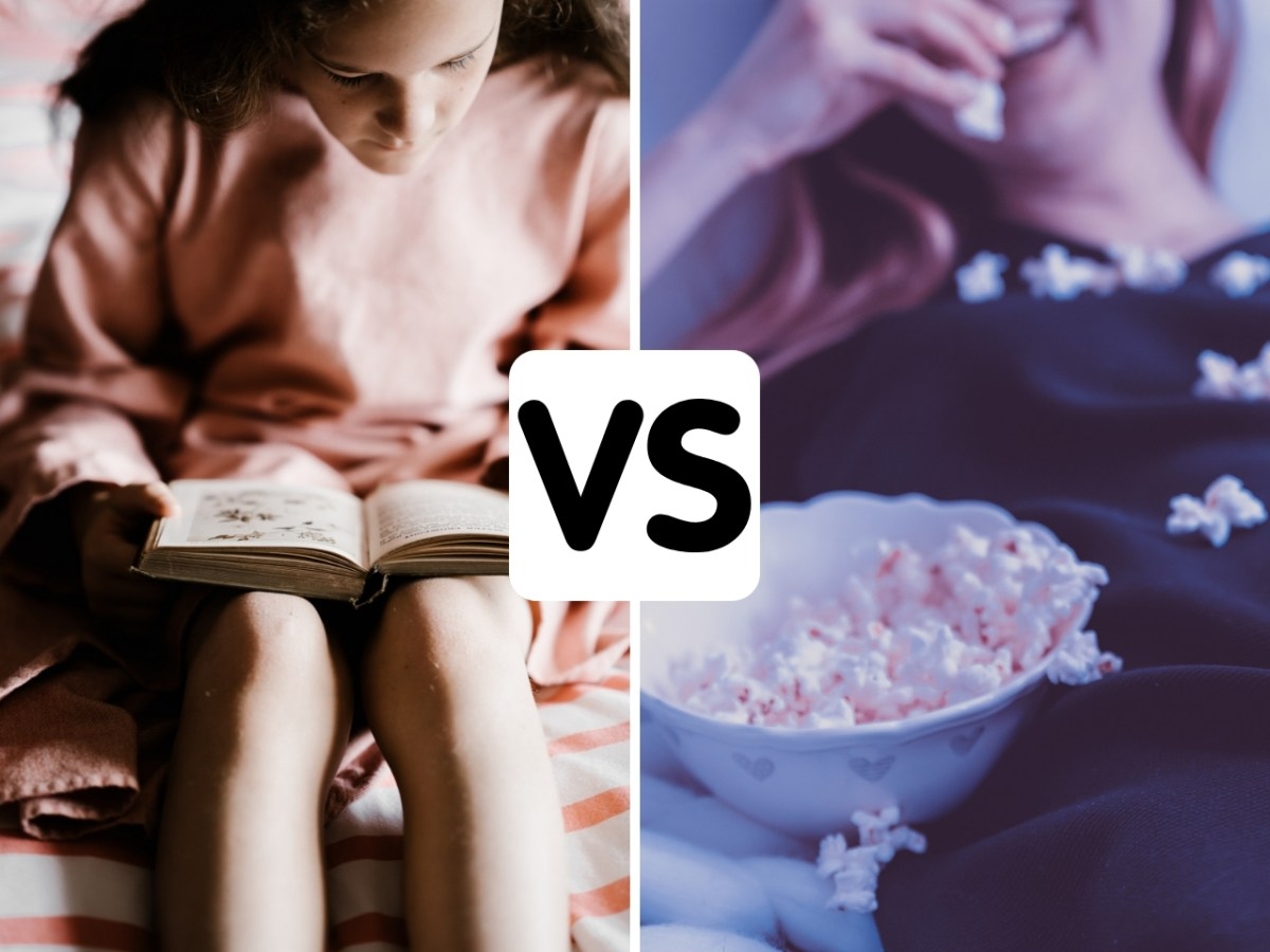 Book Versus Movie Debate