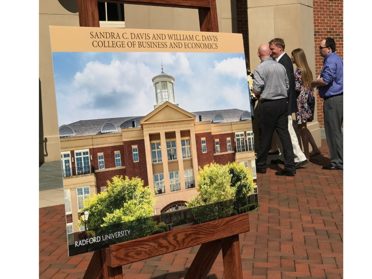 Record $8 Million Gift Results in Renaming College of Business