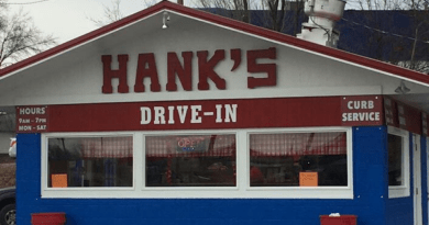 Hank's Drive In – A Restaurant Review