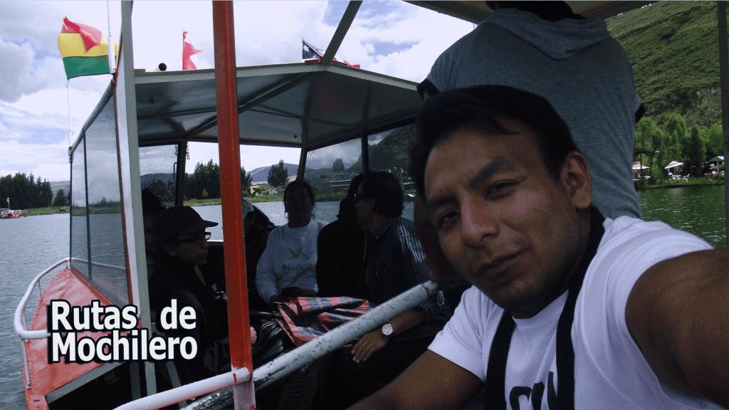 Paseo en Bote por la Laguna de Paca en la Ciudad de Jauja
