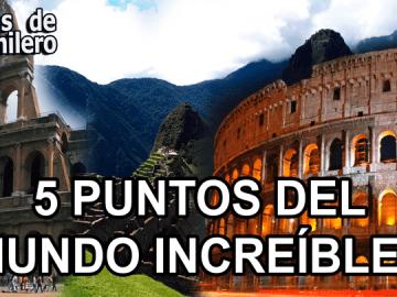 Patrimonios Culturales de Mundo