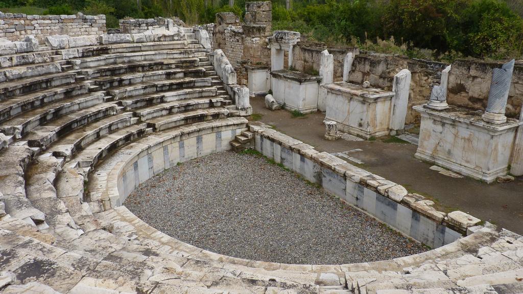 Patrimonio Cultural 3.TURQUÍA: APHRODISIAS, LA CIUDAD DE VENUS.