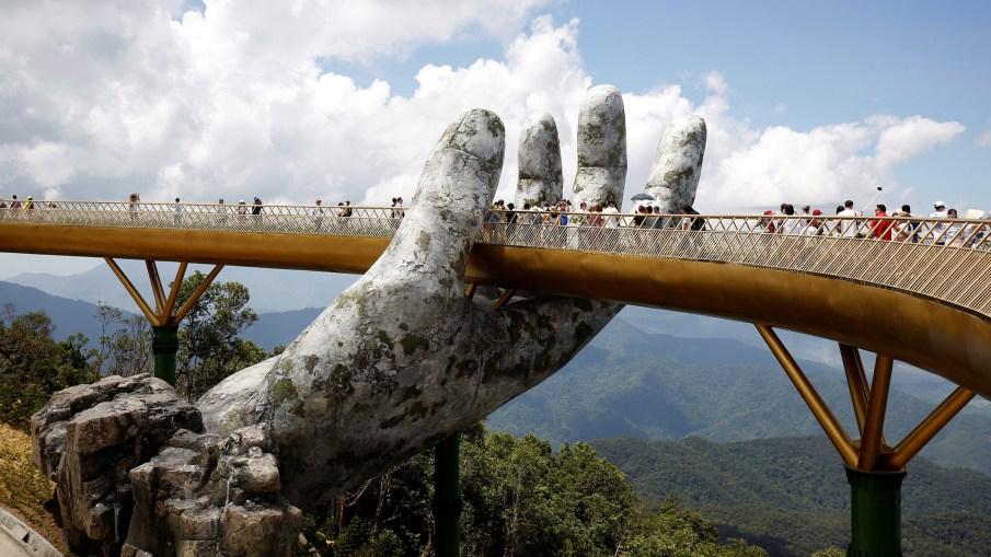 Puente de Oro en Vietnam