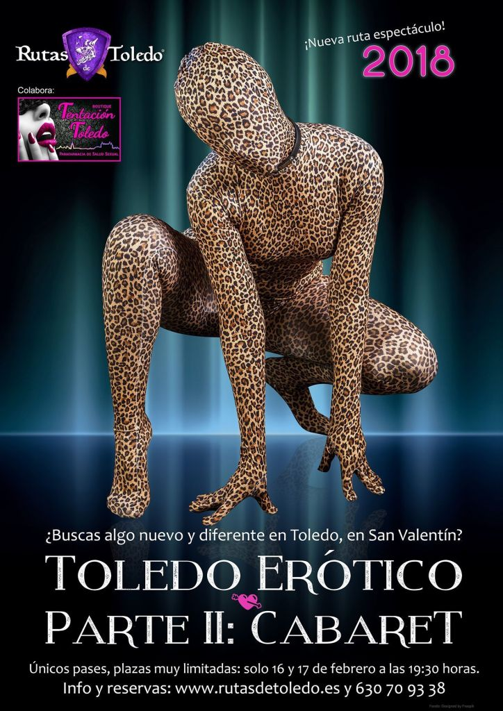 Toledo Erótico parte II: Cabaret 2018