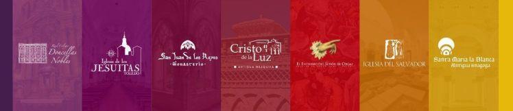 Ruta de la Pulsera Turística de Toledo, monumentos incluidos