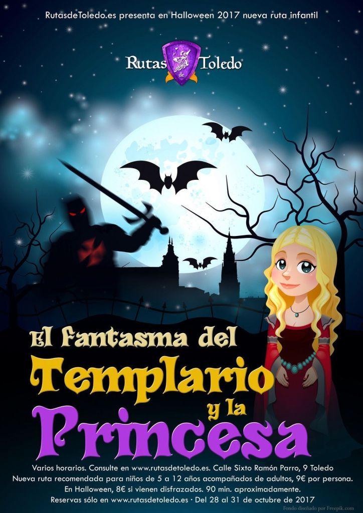 Ruta El Fantasma del Templario y la Princesa