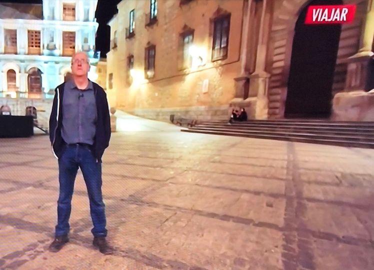 Luis Rodríguez Bausá en el Canal Viajar