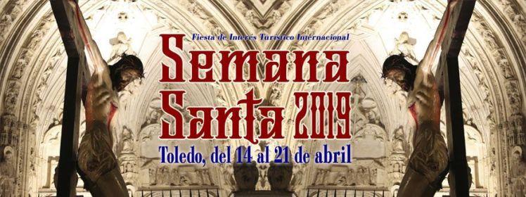 Semana Santa 2019 en Toledo