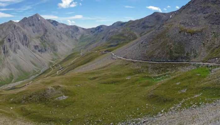 Alpes en bici 2019