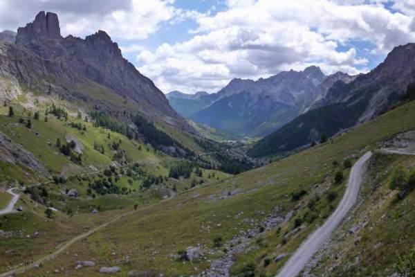 Grenoble San Remo viaje organizado en MTB