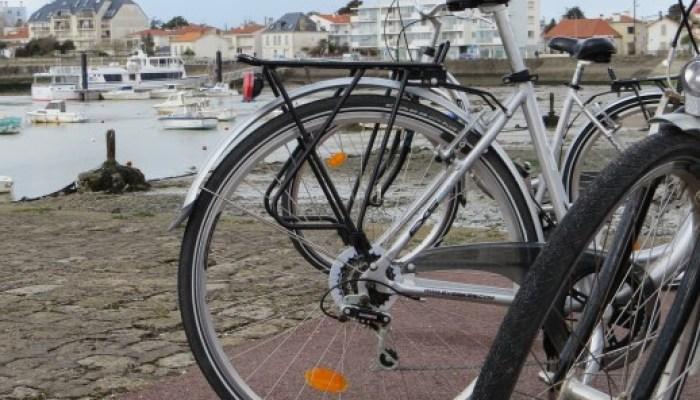 Vacaciones en bicicleta en Bretaña Francia