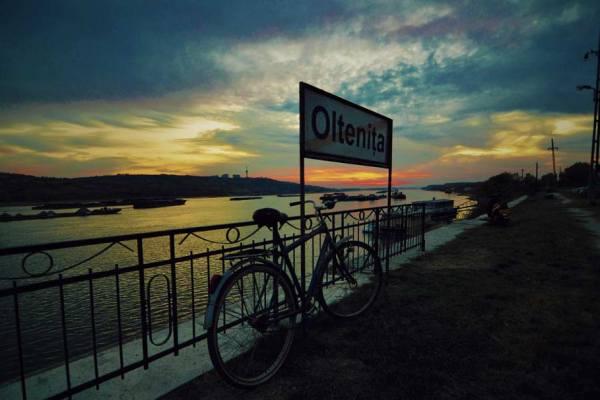 Todo el Danubio en bicileta