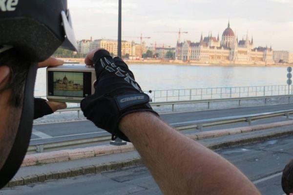 Hungria en bici