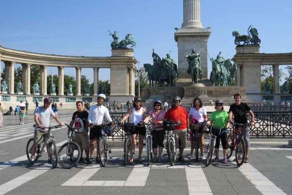 En bici por el Danubio