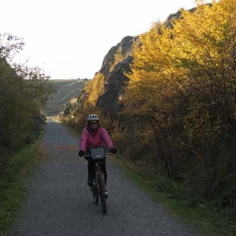 Via Verde del Eresma Segovia, 2º premio concurso fotografico Vias Verdes Europeas 2016