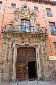 Palacio del Marques de Perales Madrid