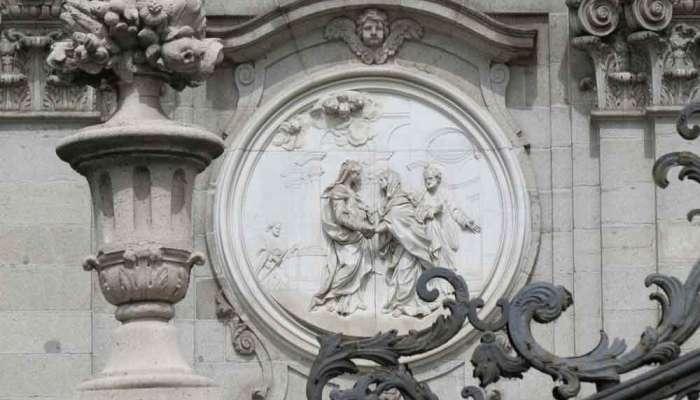 Iglesia de Santa Bárbara las Salesas Reales