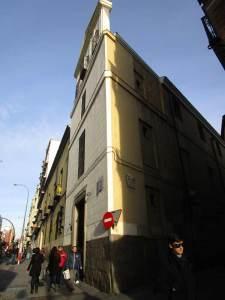 Iglesia del Santisimo Cristo de la Fe-Madrid (7)