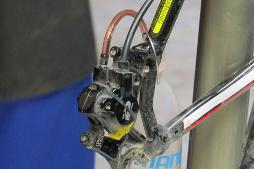 Cursos Mecanica de Bicis Rutas Pangea
