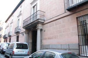 Palacio del Marques de Santa Cruz - Madrid (1)
