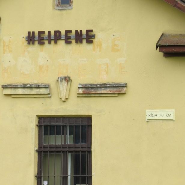 Estación de Keipene, Museo del Cine