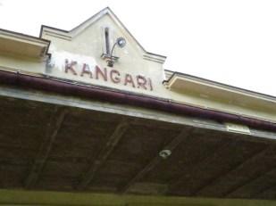 Estación de Kangari