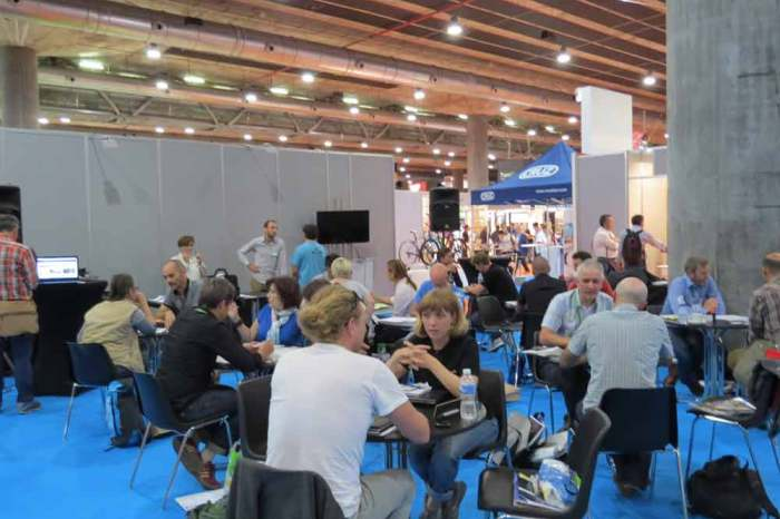 workshop turismo en bicicleta UNIBIKE