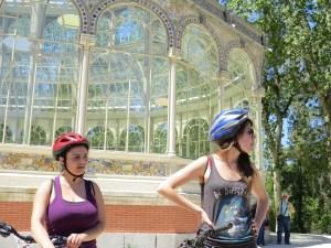 El Retiro en Bicicleta