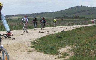 Vacaciones en bici en Tarifa