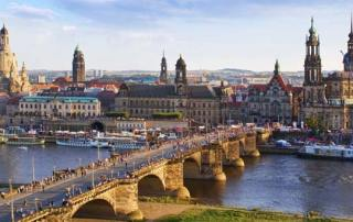 Dresden by bike