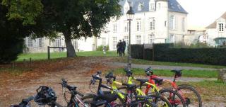 Avenue Verte London Paris en bicicleta