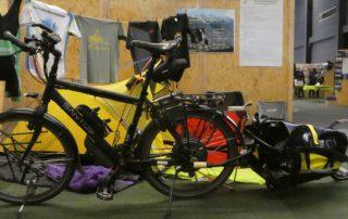 bici para viajar en bici