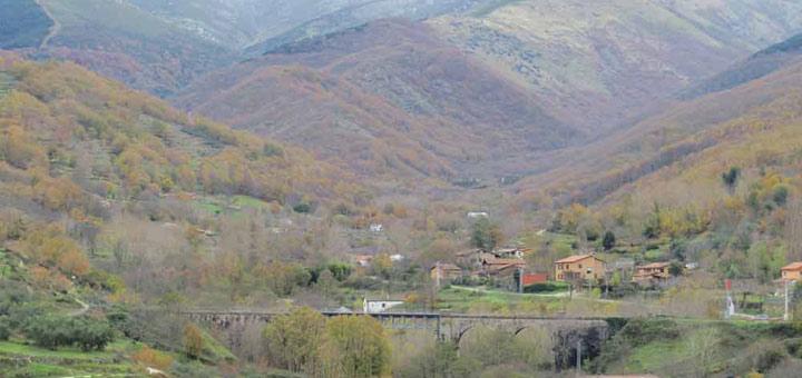 camino Natural de la Via Verde de la Plata