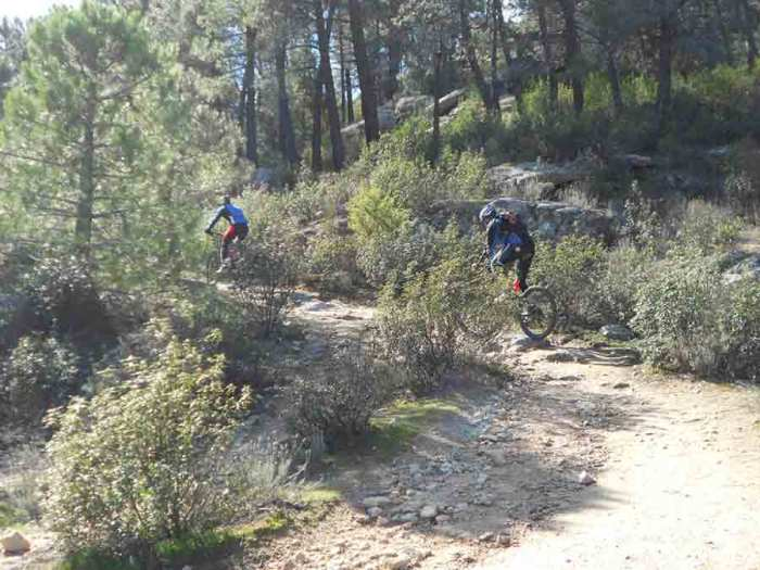 Pedalea por Guadarrama con Rutas Pangea