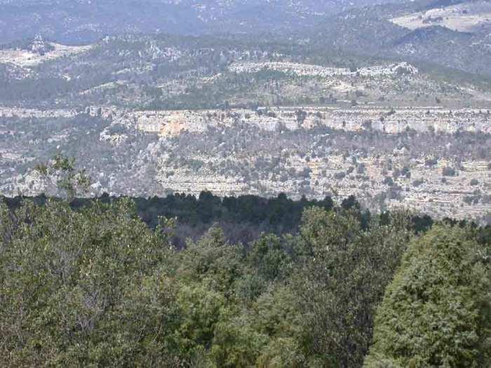 Recorrido en bici por el Sistema Iberico con Rutas Pangea