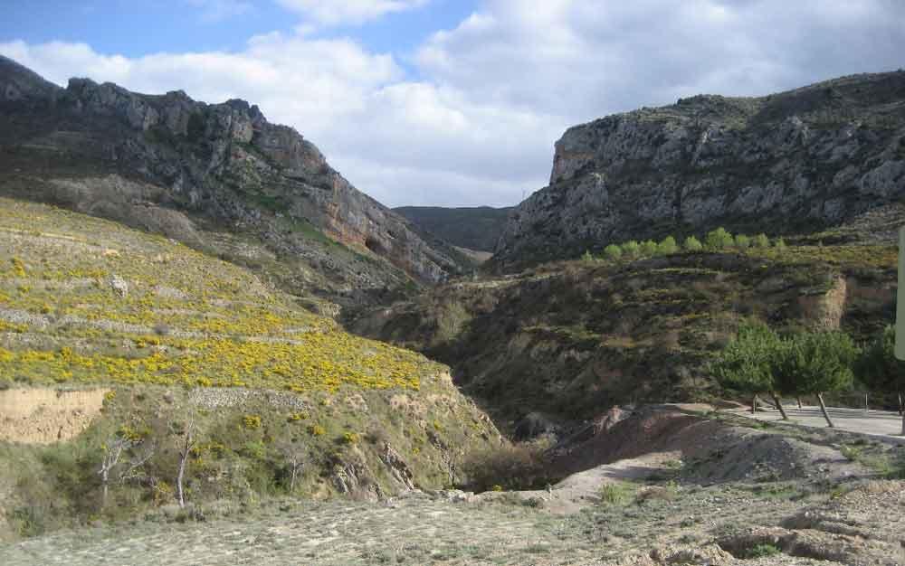 pedaleando por el Sistema Iberico