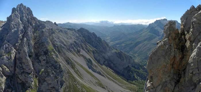 Paisajes infinitos en Picos de Europa