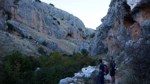 Senderismo en la Sierra Subbetica con Rutas Pangea