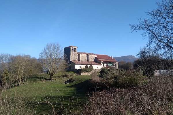 Iglesia de Guelbenzu