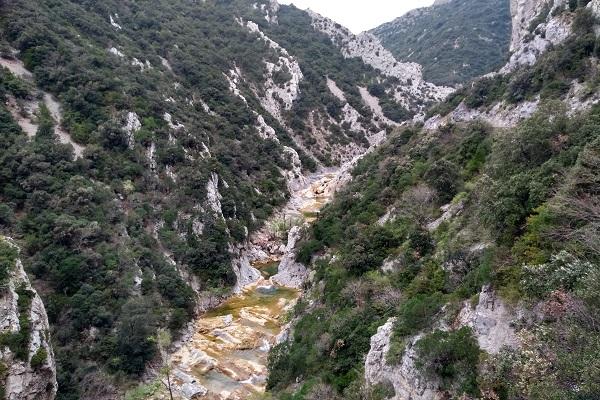 Gorges de Galamus