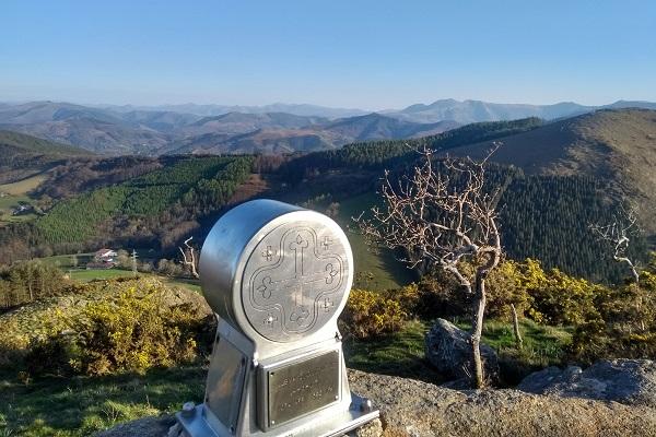 Vistas desde la cima de Kopakoarri