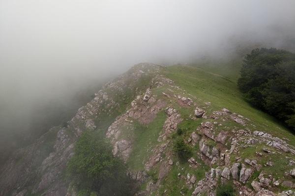 Vistas desde Harrigorri
