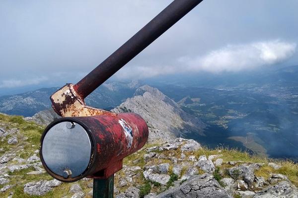 Cima de Anboto 1331 m