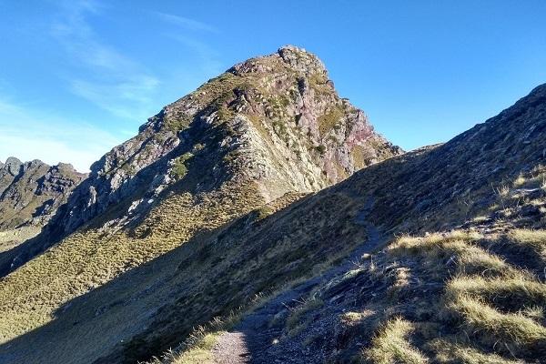 Cresta Pico de los Monjes